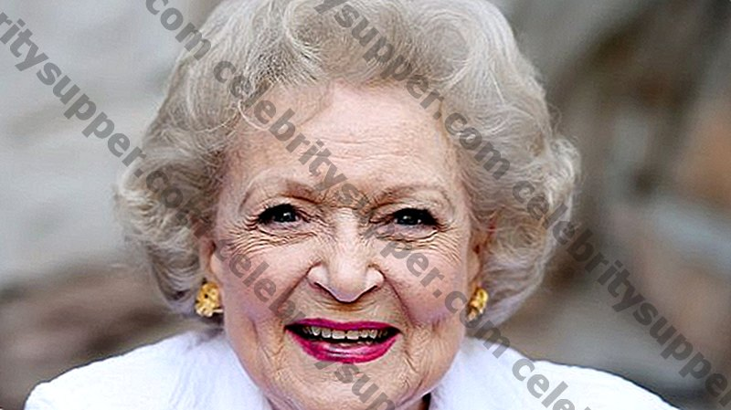 Betty White Networth
