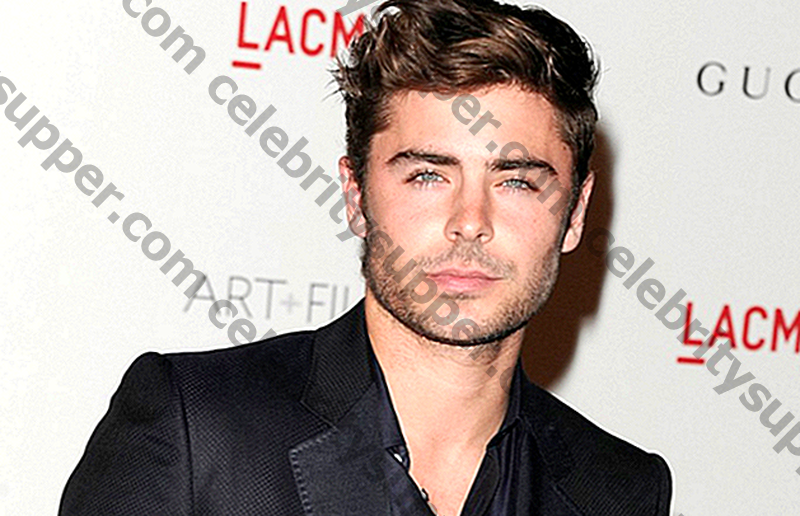 Zac Efron Networth