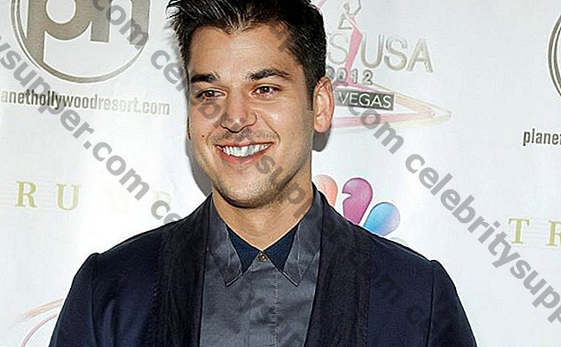 Rob Kardashian Networth
