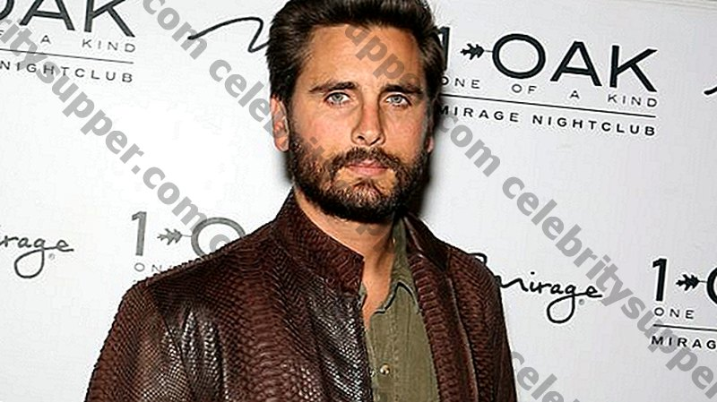 Scott Disick Networth