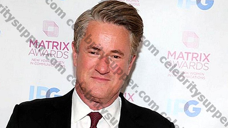 Joe Scarborough Networth