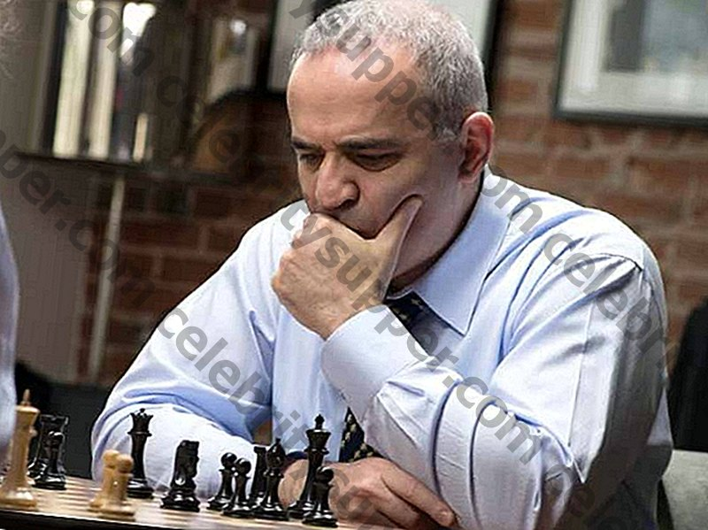 Garry Kasparov Networth