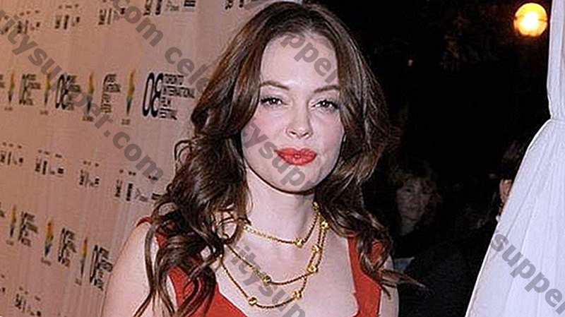 Rose McGowan Networth