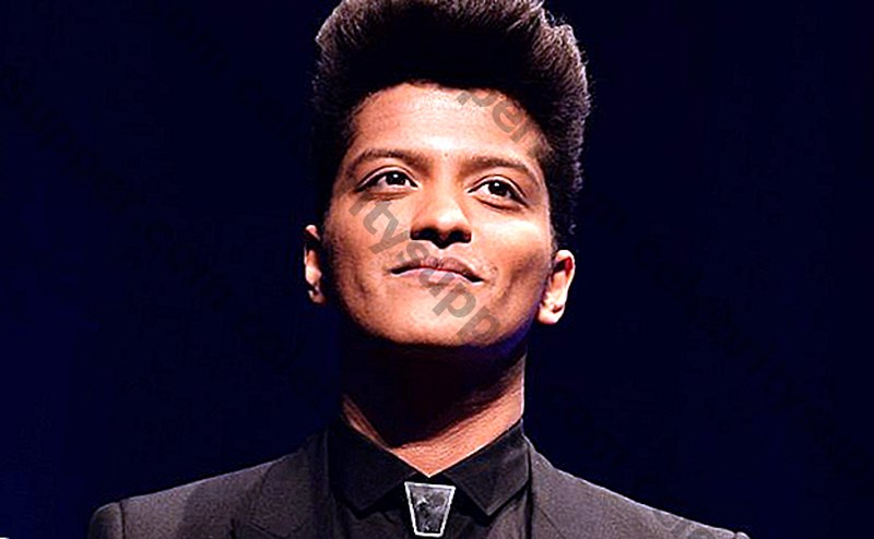 Bruno Mars Networth