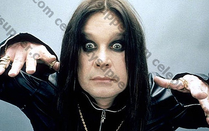 Ozzy Osbourne Networth