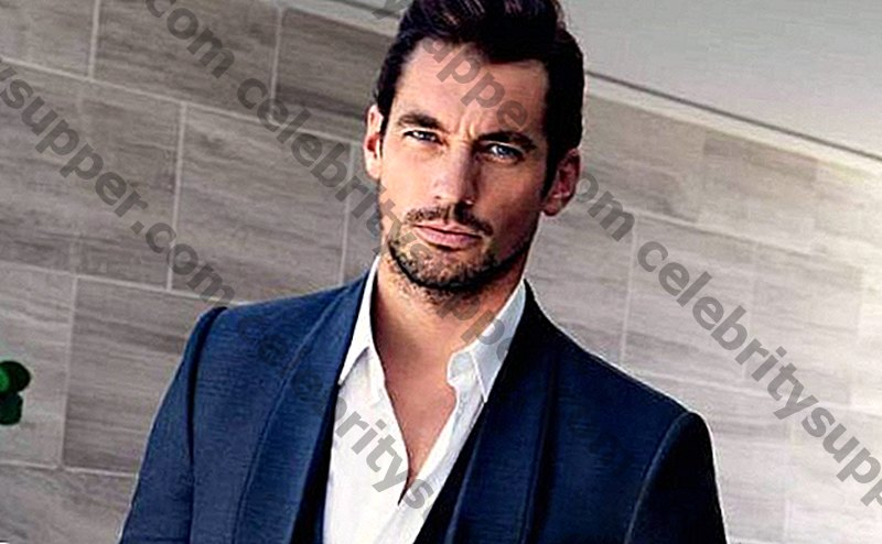 David Gandy Networth