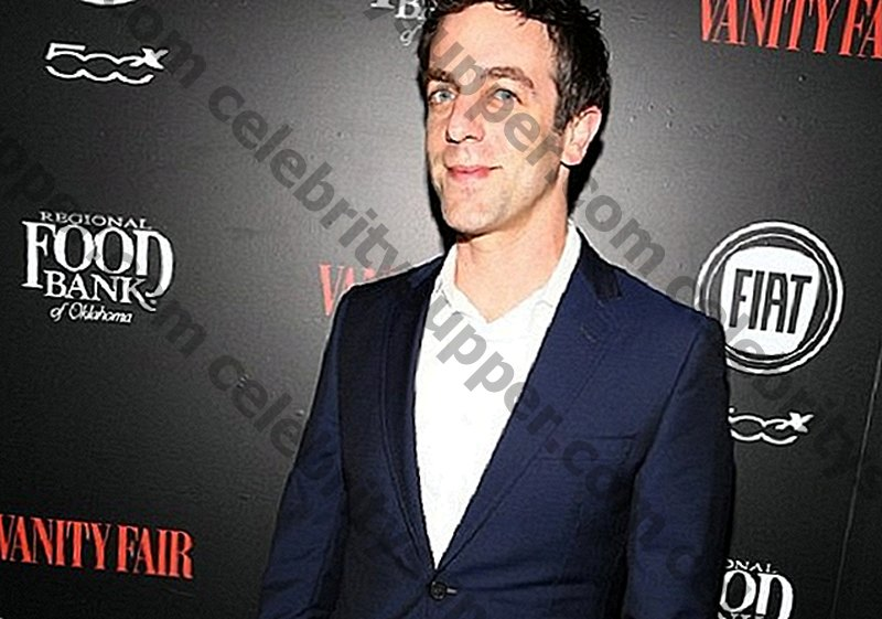 BJ Novak Networth