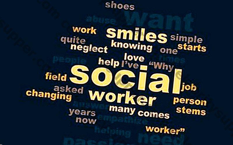 Kiek pinigų žmonės gali uždirbti dirbdami socialinį darbą? Kokiose srityse galite dirbti? Gaukite atsakymus čia